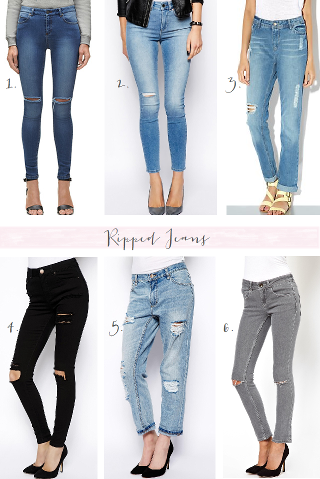 Ripped Jeans | Style Trend - Love, Telina