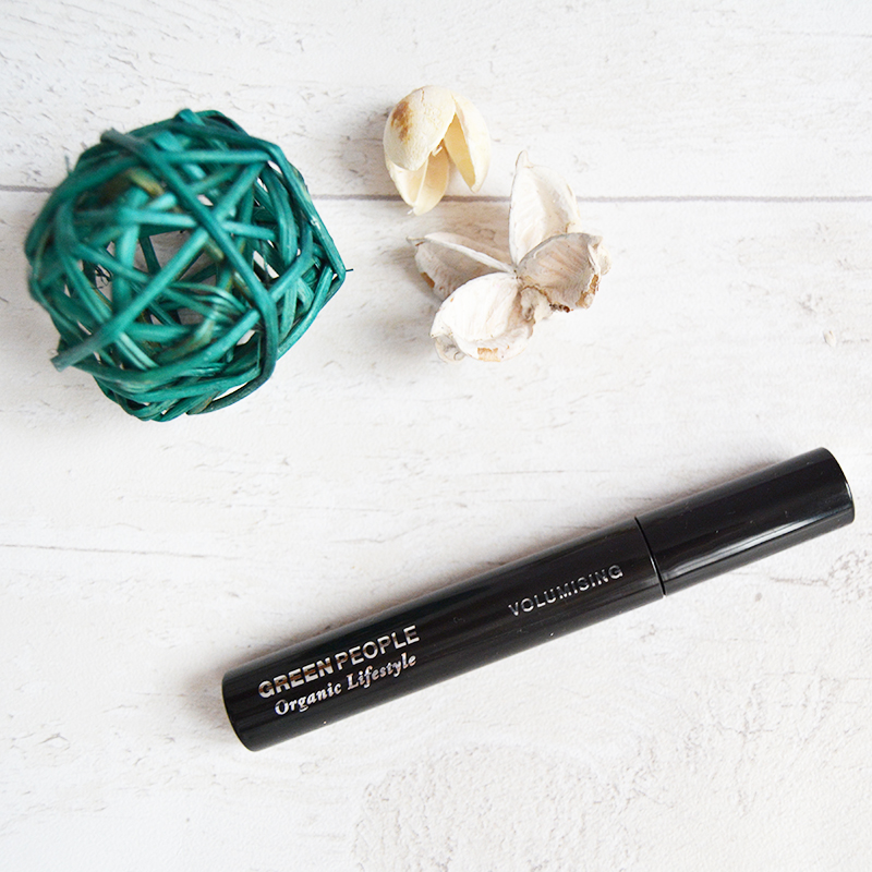 Green People Organic Lifestyle Volumising Mascara