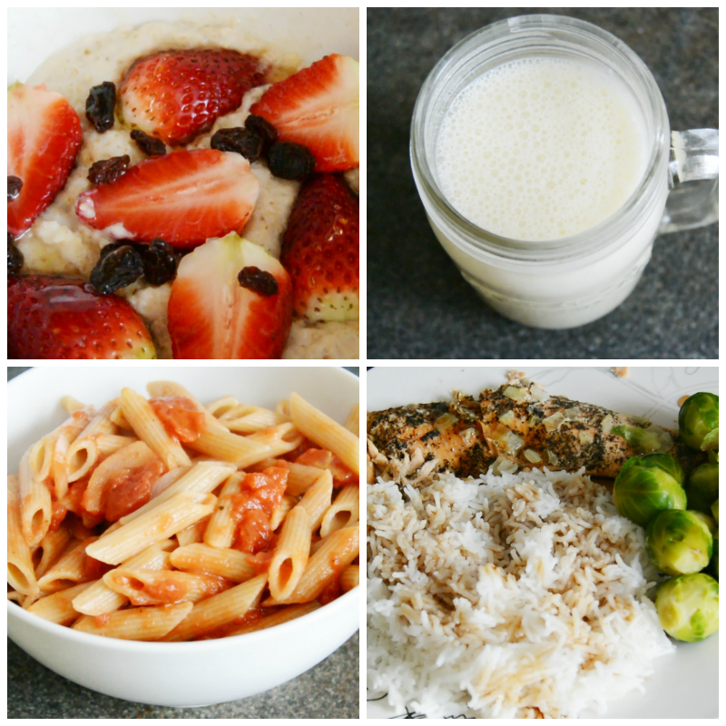 What I Eat in a Day   Simple + Healthy Meals