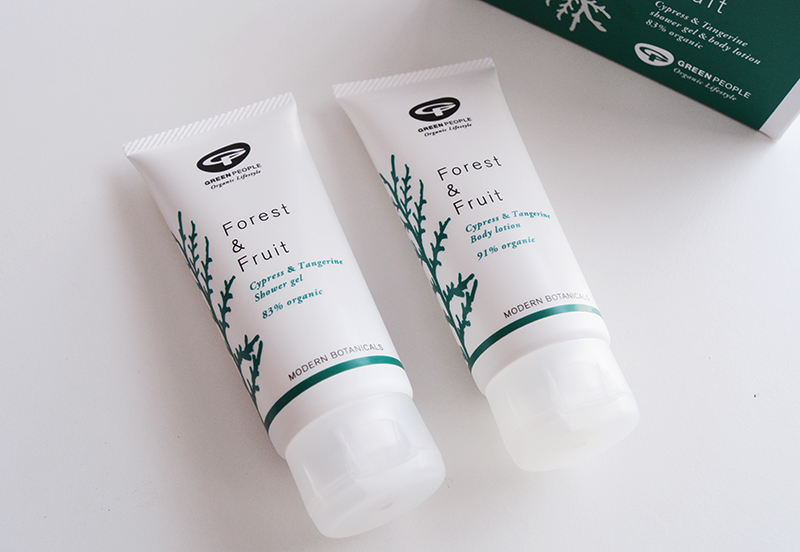 Green People Christmas Launches (plus a GIVEAWAY!)