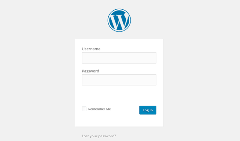 how to start a lifestyle blog wordpress login