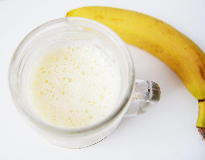 Honey Banana Smoothie