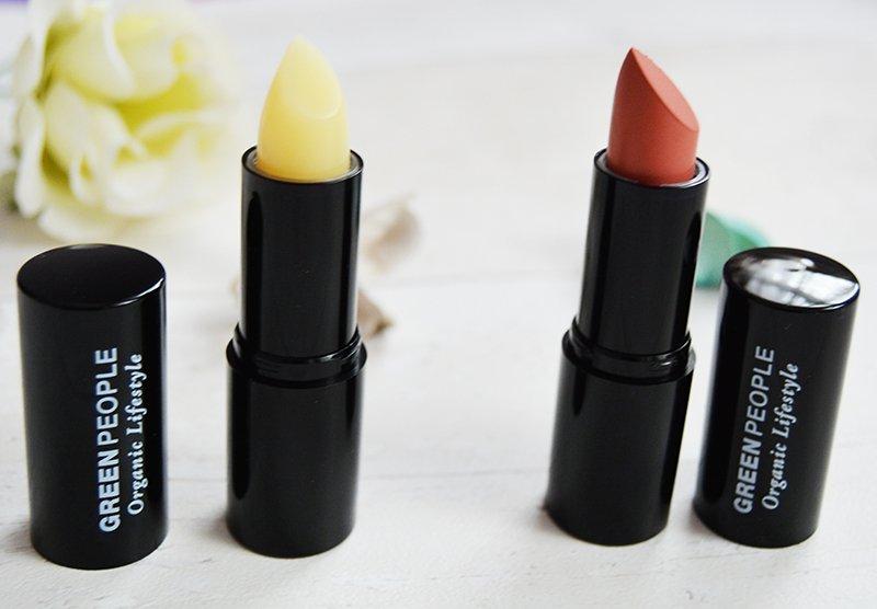 damask rose green people velvet matte lipstick