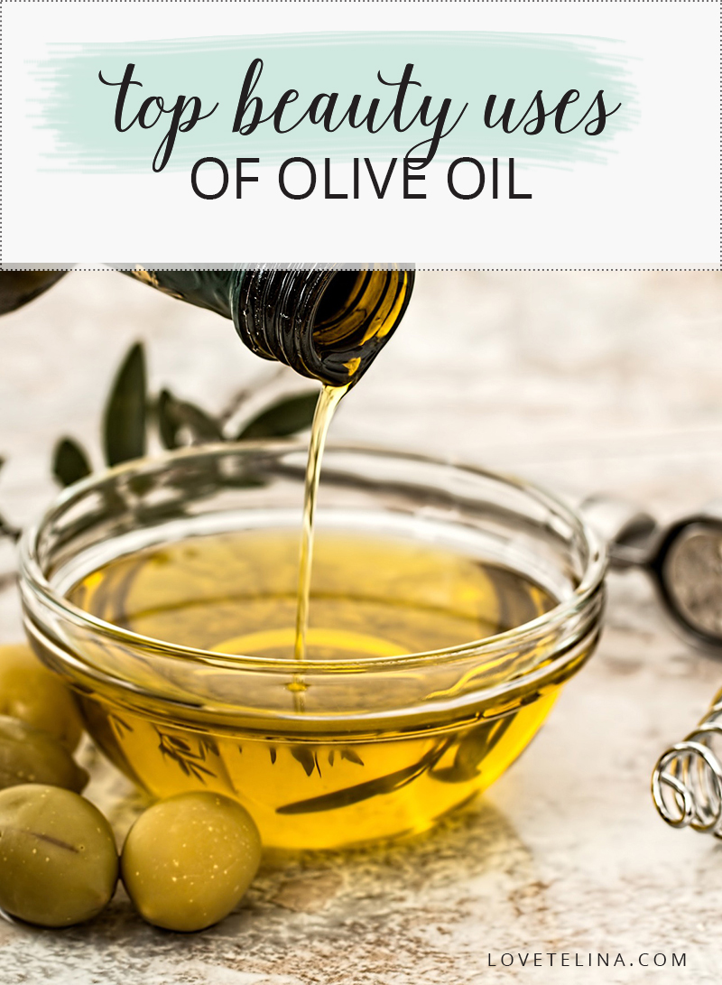 Top Beauty Uses of Olive Oil