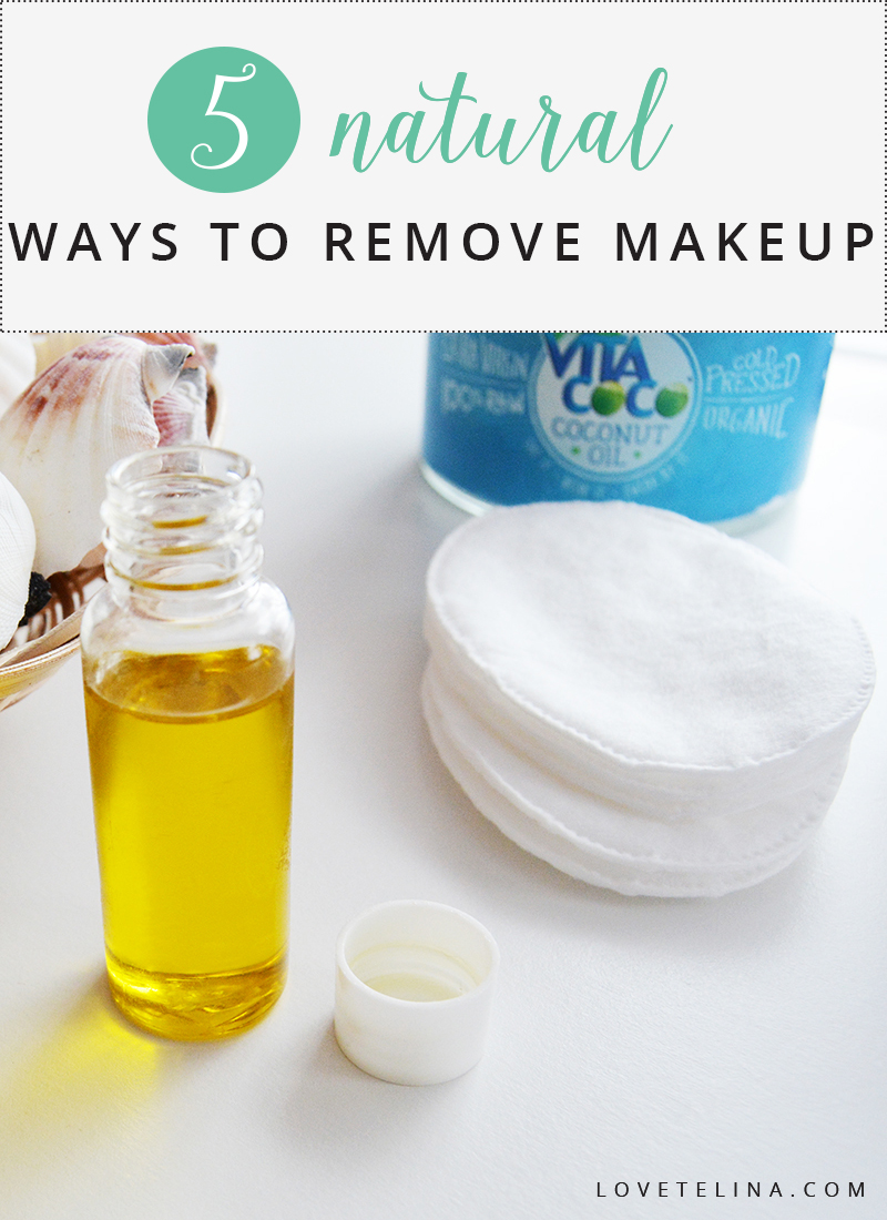 Best Way To Remove Eye Makeup Naturally
