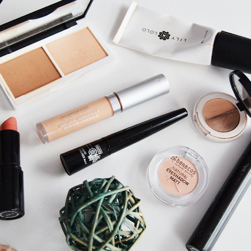 An Everyday All-Natural Makeup Look