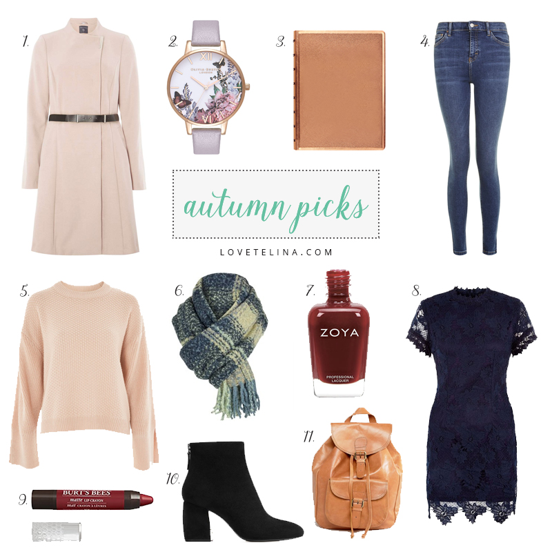 autumn picks