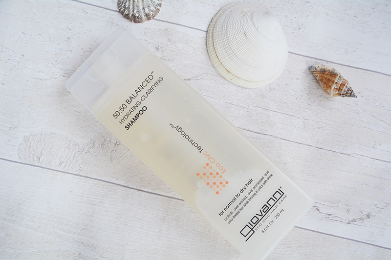 Giovanni's Hydrating-Clarifying Shampoo and Direct Leave-In Conditioner