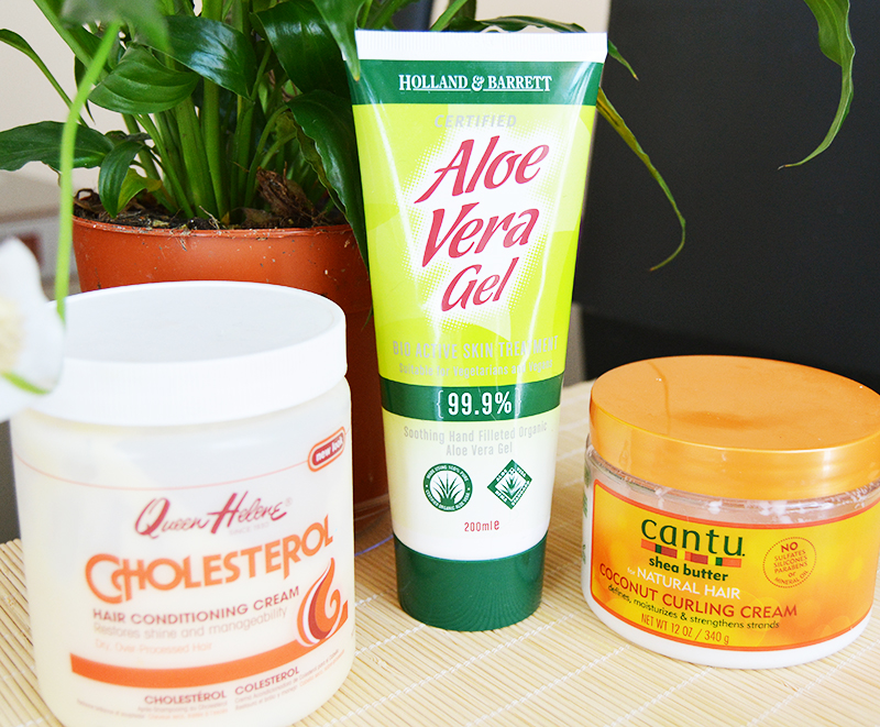 current hair care favourites
