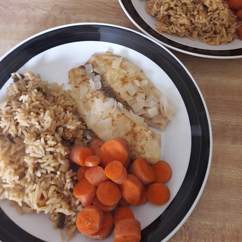 my favourite go-to dinners
